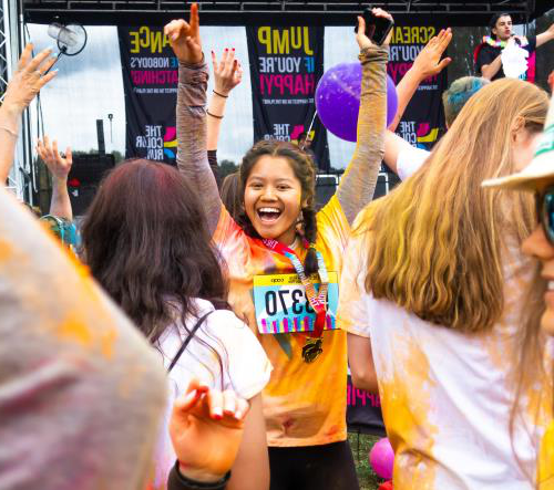 News: The Happiest 5k on the Planet